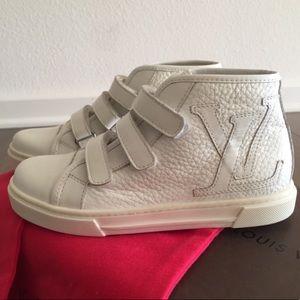 Louis Vuitton Toddler Shoes